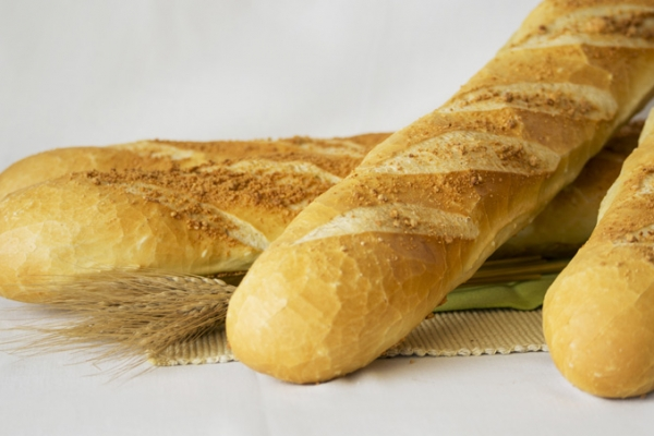 Panes_BaguetteConQueso