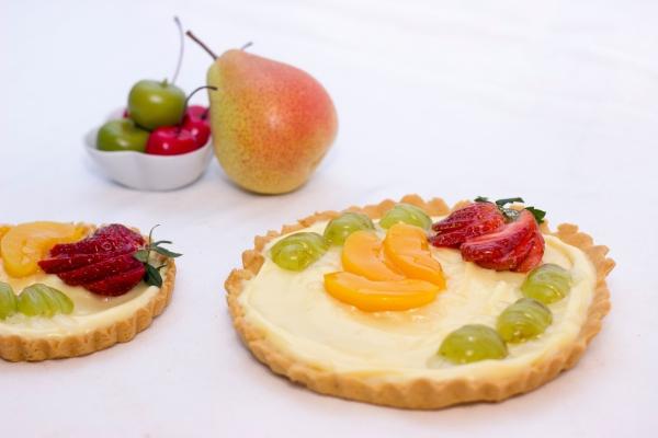 Tartaleras de frutas