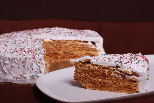 Torta chilena especial